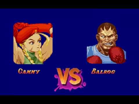 Super Street Fighter II (Cammy) (Rozner Labs, Capcom) (MS-DOS) [1996] [PC Longplay]