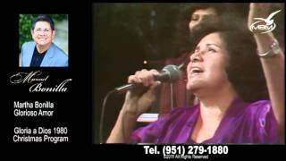 Glorioso Amor - Martha Bonila