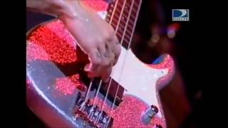 Red Hot Chili Peppers - Nuthin' But a 'G' Thang (Dr. Dre cover) - Live São Paulo, Brazil - 1999