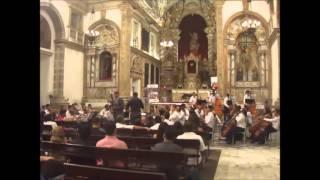 VIVALDE, Antonio. Concerto em Dó menor para Fagote, cordas e continuo. III Movimento