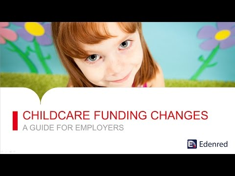 Employer Webinar: Childcare funding changes and the impact on your Childcare Voucher scheme