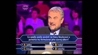 (YTP) Vladimír Čech obchoduje s důchodci (Chcete být milionářem parodie)