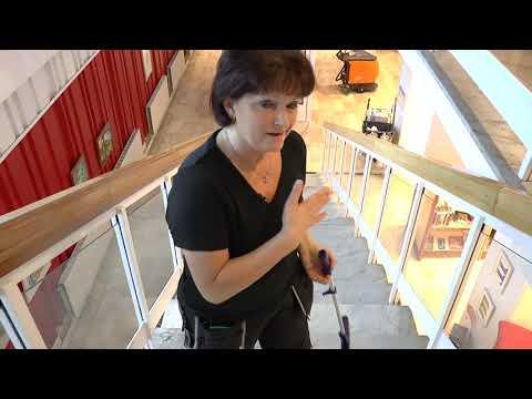 Städsektionen trappstädning