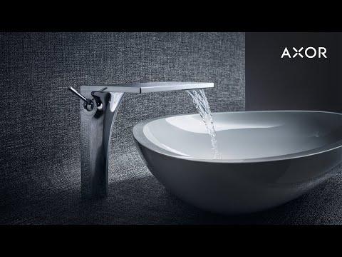 AXOR Massaud | Organiczne wzornictwo łazienkowe