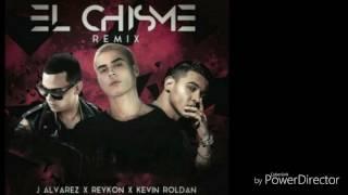 Reykon ft j alvarez y kevin roldan-el chisme (Audio oficial)( remix)