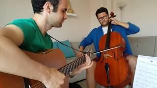 Schindler's List  - Cello & Guitar