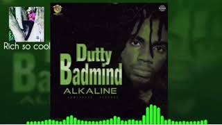 Dutty Badmind Alkaline 2018 (Official Music Video) new