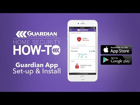 How To | Install the Guardian App