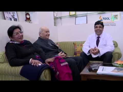 Ram Saran Das Bhateja says goodbye to 60 year old pain.