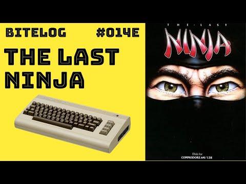 The Last Ninja (COMMODORE 64) [BITELOG 014E]