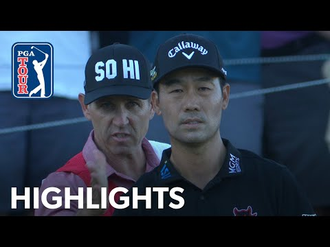 Kevin Na's highlights | Round 4| Shriners 2019