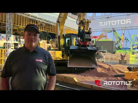 Rototilt at Conexpo 2020 - what do our customer say