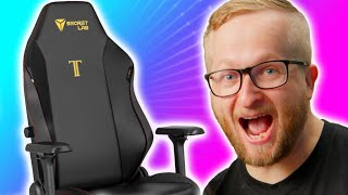 I secretly LOVE this chair!!! - Secretlab TITAN Evo 2022 Series