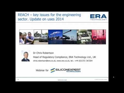 REACH Regulations and the Electronics Industry