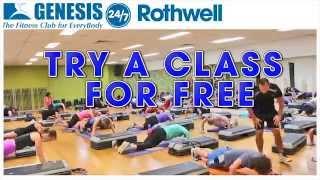 Tabata Class Genesis Rothwell