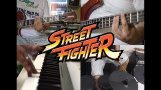 Street Fighter II Victory Hadouken Theme Song - Cover