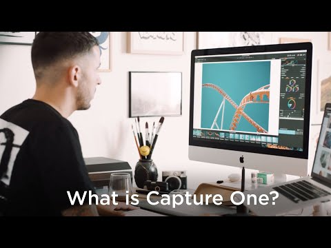 What is Capture One Pro | Capture One (Students)