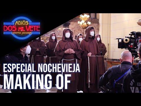 Making of: Especial Nochevieja «ADIÓS, DOS MIL VETE (Cinema Paraeso)»