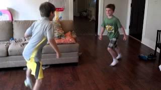 John Harris & Tyler Dancing 1 of 3