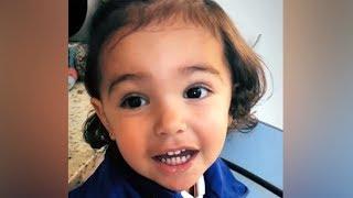 Odalys Ramírez y Pato Borghetti comparten las travesuras de su hija Gia
