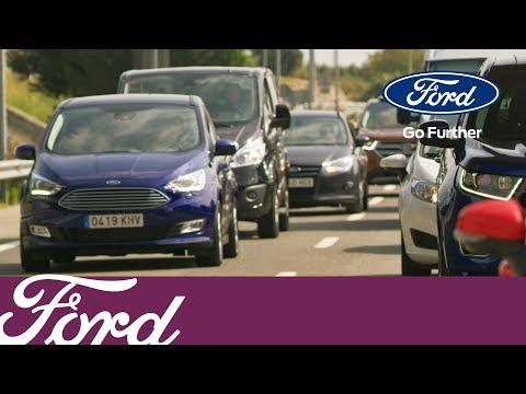 Jak využívat funkci LiveTraffic | Ford Česká republika