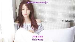 Elsie (Eunjung) - Tears Drop (눈물비) [Sub Español/Hangul/Roma]