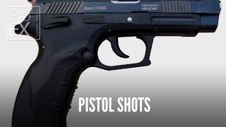 Pistol shots sound effect | ProFX (Sound, Sound Effects, Free Sound Effects)