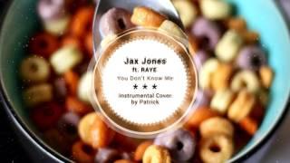 Jax Jones - You Don't Know Me ft. RAYE ( Instrumental Club Mix )