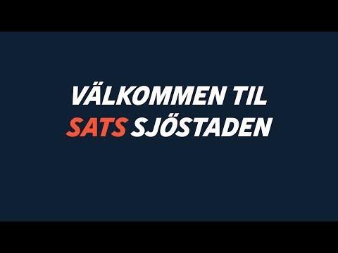 Välkommen till SATS Sjöstaden