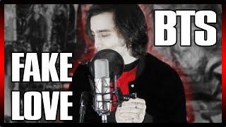 """BTS em PORTUGUÊS: """"Fake Love"""" (Versão curta/rock)"""