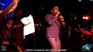 Hector Acosta-Me duele la Cabeza En Vivo By Jimmysound LMP