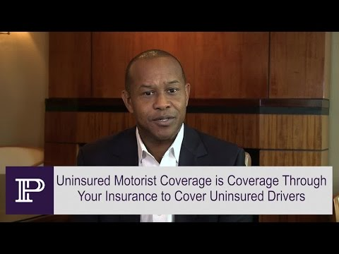 What Can I Do If I Was Injured By A Driver Without Insurance? – FL Injury Attorney Paul Perkins