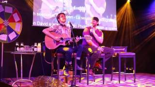 Reeve Carney and Jason Manns cover Bohemian Rapsody