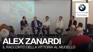 Alex Zanardi ricorda la sua grande vittoria al Mugello e lancia la nuova stagione. #BMWTeamItalia