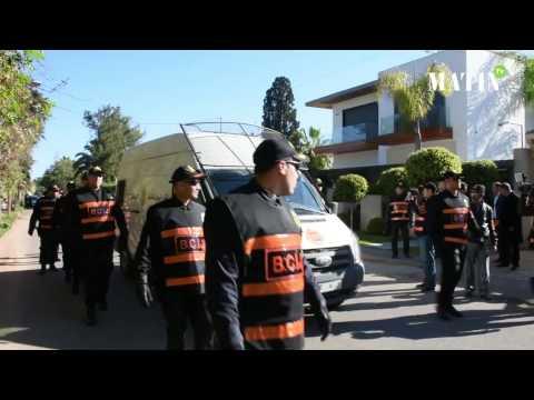 Reconstitution de l'assassinat du parlementaire Abdellatif Merdas