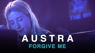 Austra | Forgive Me | First Play Live