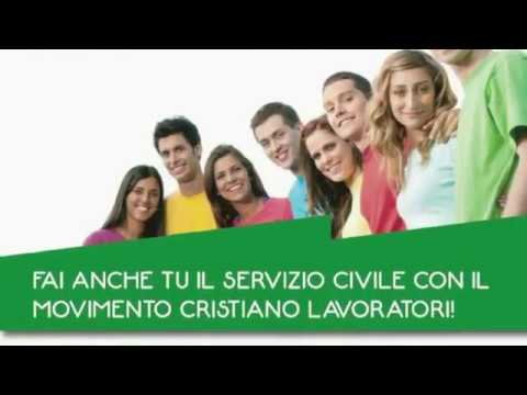 """Video: """"Fai anche tu il Servizio Civile con il Movimento Cristiano Lavoratori"""" - Presentazione a Mineo"""