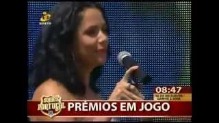 "Cantora TATIANA (BIG BROTHER) ""Mentirosa"" em S. Torcato, Guimarães - (RTP)"