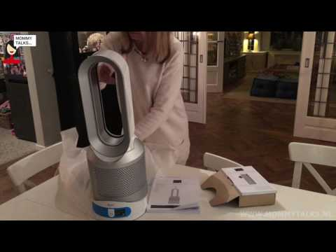 Unboxing Dyson Pure Hot + Cold Link Purifier