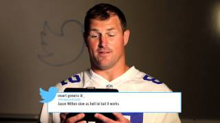 Dallas Cowboys Mean Tweets