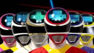 Megaranger ~ THE CYBERDELIX (Corrected Pitch)