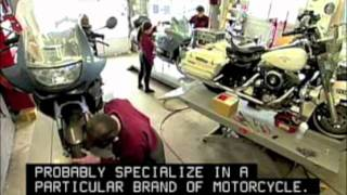 Become a Motorcycle Mechanic