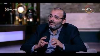 """مساء dmc - أيمن بهجت قمر : """" محمد حماقي أكثر جرأة من مطربين كثير بيحب يقول كلام مختلف وجديد """""""