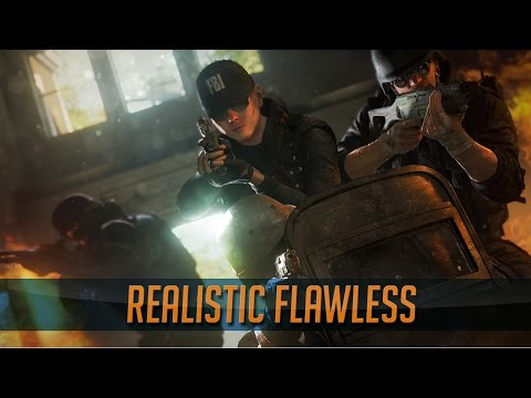 REALISTIC FLAWLESS - Oregon