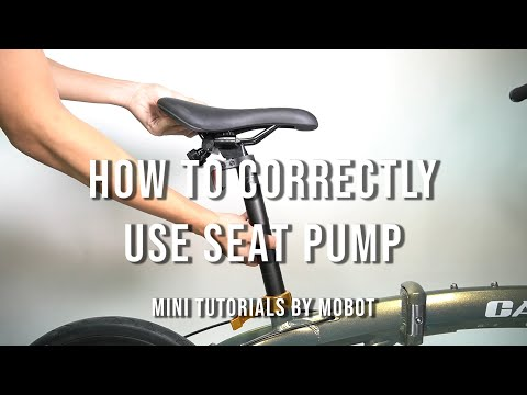 How To Use Integrated Seat Pump | Tutorial