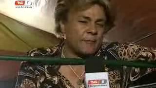 Gran función homenaje a Cassandro en el Gimnasio de Arte y Cultura (12-09-2012)