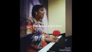 Tema Ana & Oseias em Hebraico - Os Dez Mandamentos (cover BR) Piano e Voz
