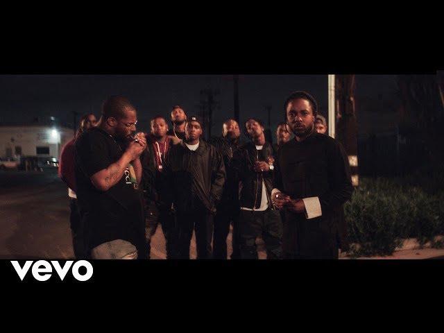 Videoclip oficial de 'DNA.', de Kendrick Lamar.