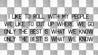 Got me feelin' like - Trevor Moran *Lyric Video*