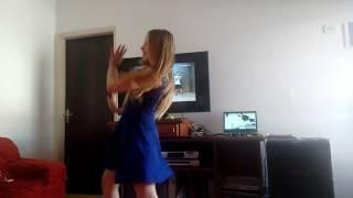Criança dançando (improviso) Pablo Vittar e Anitta - Sua Cara - Daniella
